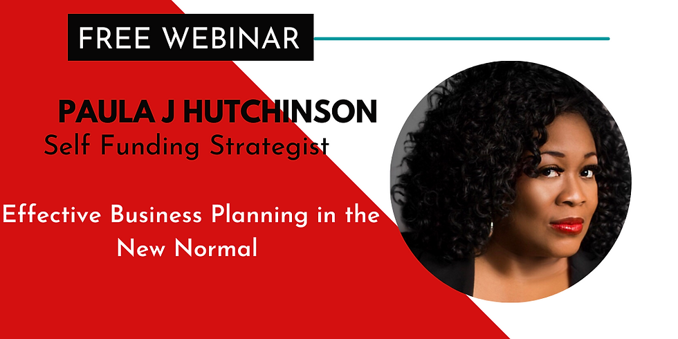 Effective Business Planning In The New Normal