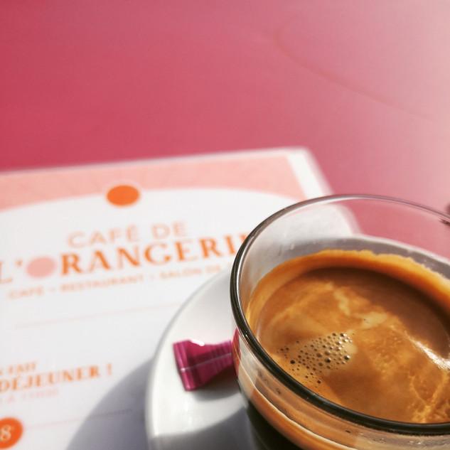 CAFÉ DE L'ORANGERIE