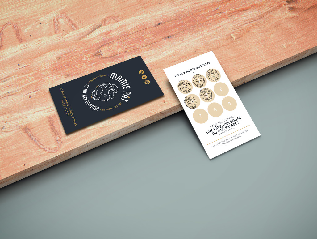 Business Cards on Wooden Plank Mockup.jp
