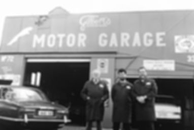 Gilberts Motor Garage About Us