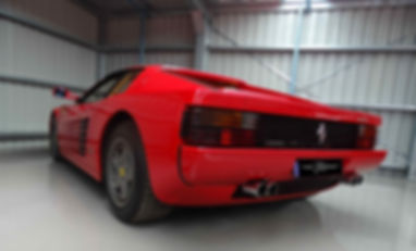 Gilberts Motor Garage Exotic Service an Repair