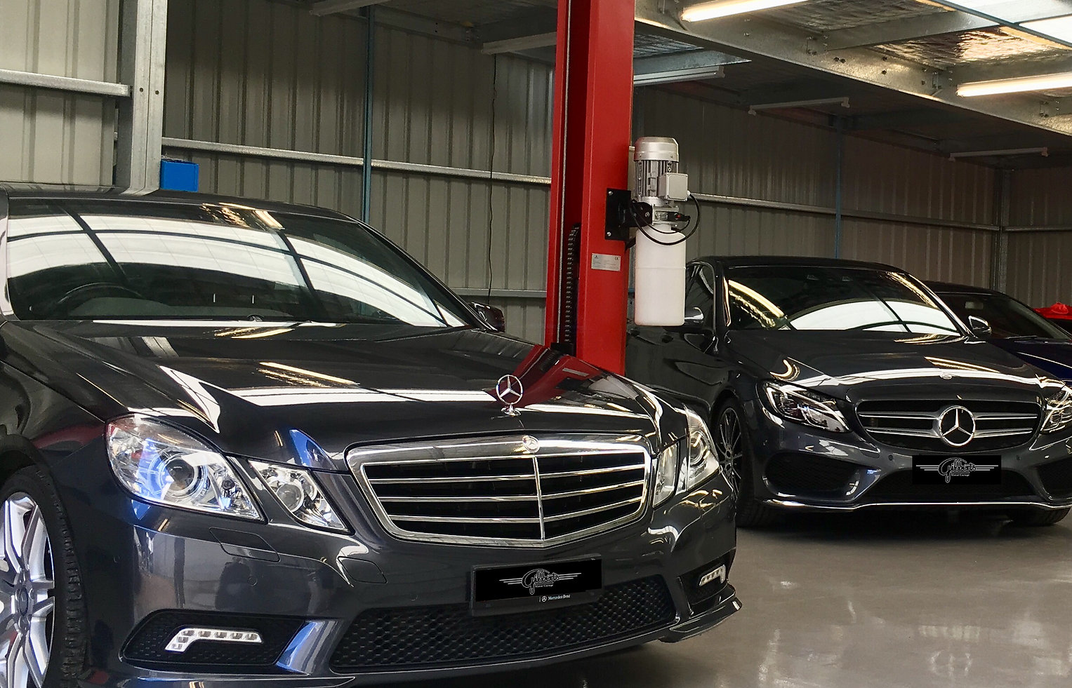 Gilberts Motor Garage European service and repair. Mercedes, BMW, Volvo, Audi, VW, Alfa, Saab, Citroen, Peugeot