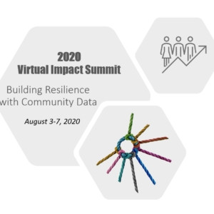 Community Indicator Consortium: 2020 Impact Summit