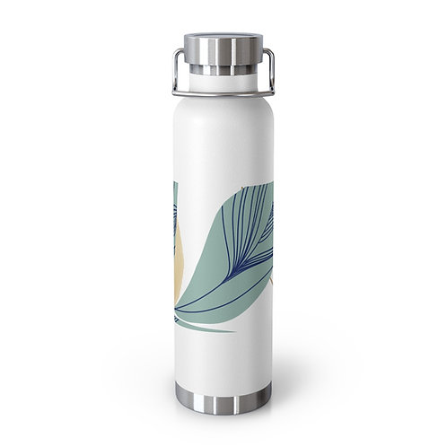 Doodles 2 - Angie Fraley. 22oz Vacuum Insulated Bottle