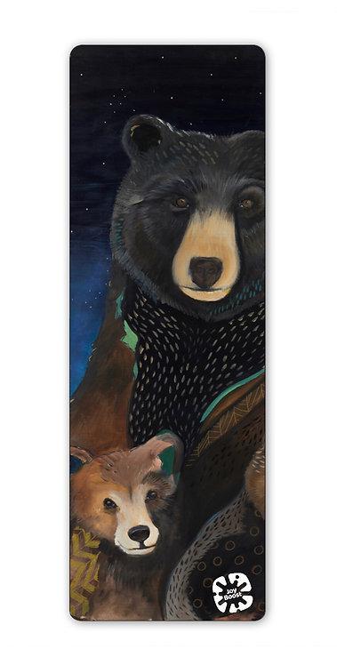 """""""Mother Bear""""  by Emily Reid Exercise Yoga Mat"""