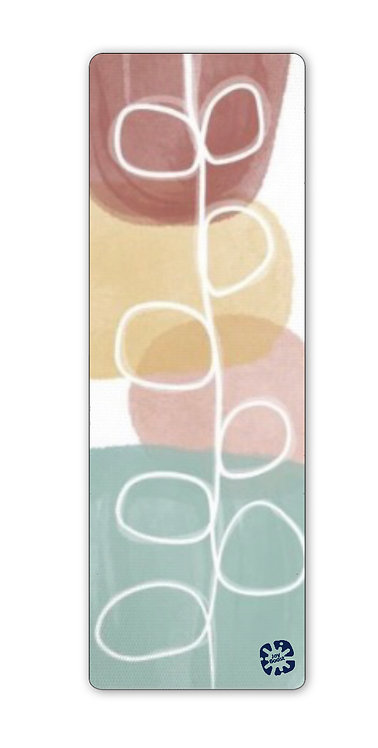 """""""Growth"""" by Angie Fraley Exercise Yoga Mat"""
