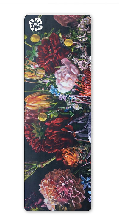 """""""Bouquet"""" by Erik Burke Exercise Yoga Mat"""
