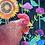 "Thumbnail: ""In My Garden""  by Emily Reid Exercise Yoga Mat"