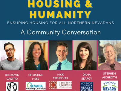 Join Us! Poverty, Housing & Humanity Community Conversation