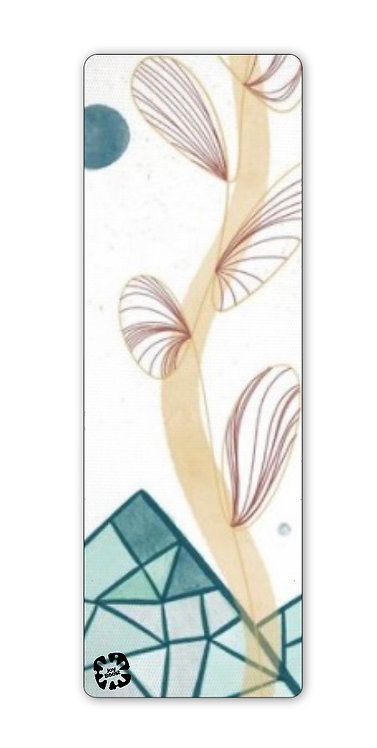 """""""Sparkle"""" by Angie Fraley Exercise Yoga Mat"""