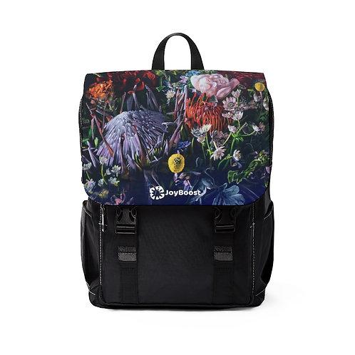 """Bouquet"" by Erik Burke Unisex Casual Shoulder Backpack"