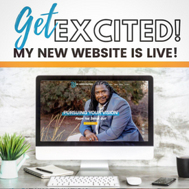 Dr. Norris Dupree Take Your Life Back Book Website Announcement