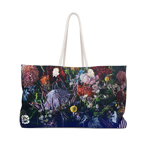 """""""Bouquet"""" by Erik Burke Weekender Bag"""