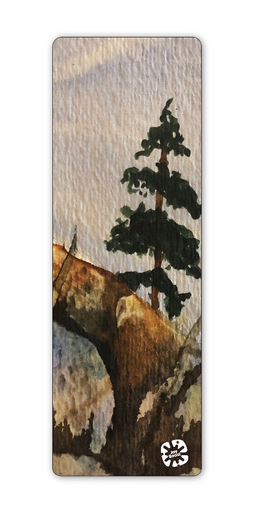 """""""Old Growth"""" by Kim Lundeen Exercise Yoga Mat"""
