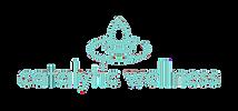catalytic wellness-logo-tiffany blue_edi