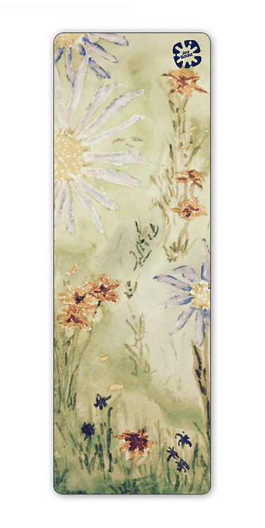 """""""Spring In My Step"""" by Kim Lundeen Exercise Yoga Mat"""