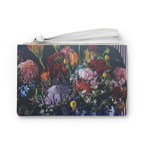 """Bouquet"" by Erik Burke Clutch Bag"