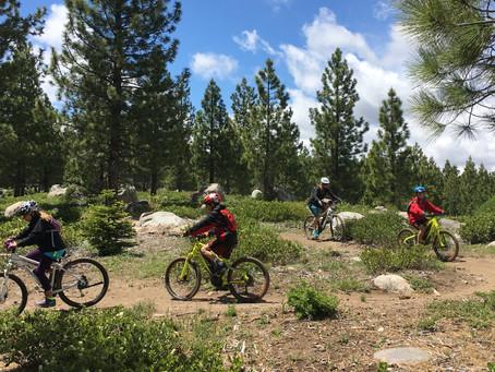 April 1 Trail Report