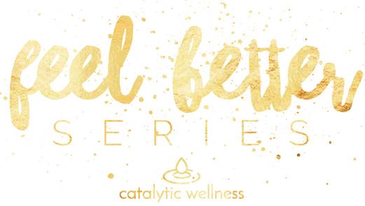 CW Feel Better Series Logo