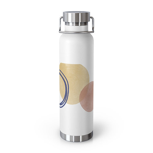 Doodles 4 - Angie Fraley. 22oz Vacuum Insulated Bottle