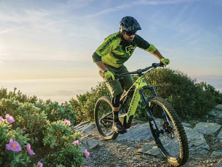 BIG NEWS! Class 1 e-bikes now allowed on some trails in Tahoe National Forest