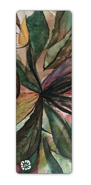 """Kaleidoscope"" by Kim Lundeen Exercise Yoga Mat"