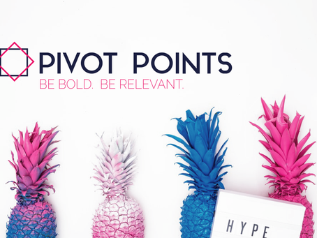 PIVOT POINTS is here!