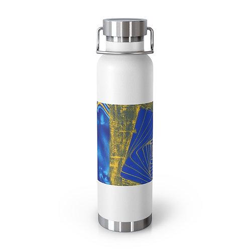 SPOP 5 - Erik T. Burke. 22oz Vacuum Insulated Bottle