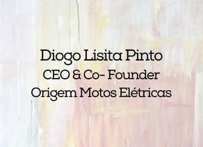 Diogo Lisita - Origem Motos Elétricas - Startup em 20ish