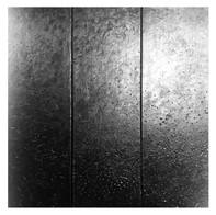 Triptyque noir (monochrome)