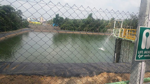 Pond Modification & Spillway Works at Toyota Kirloskar Auto Parts (TKAP)