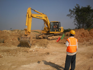 Land Reclamation at BOSCH Bidadi