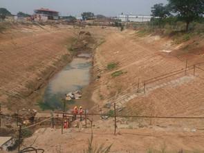 Rain Water Harvesting Pond