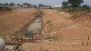 Rain Water Harvesting Pond