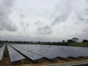 Solar Plant at BOSCH Bidadi