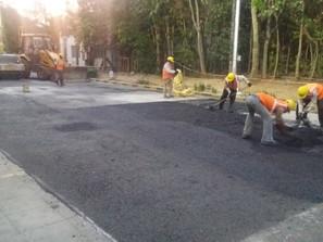 New Project: Fixing Potholes Using Cold Ready Mix Asphalt