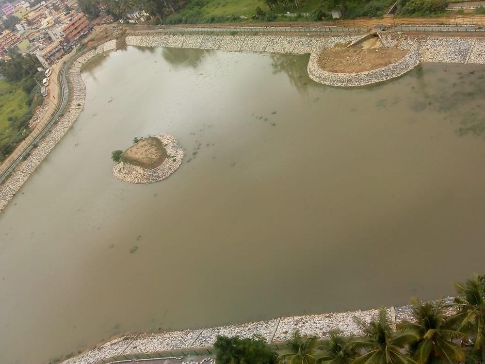Proposed Lake