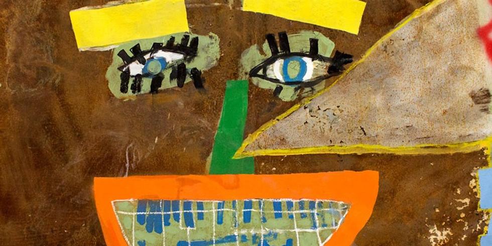 Children's Art: Tyree Guyton - Magic Trash