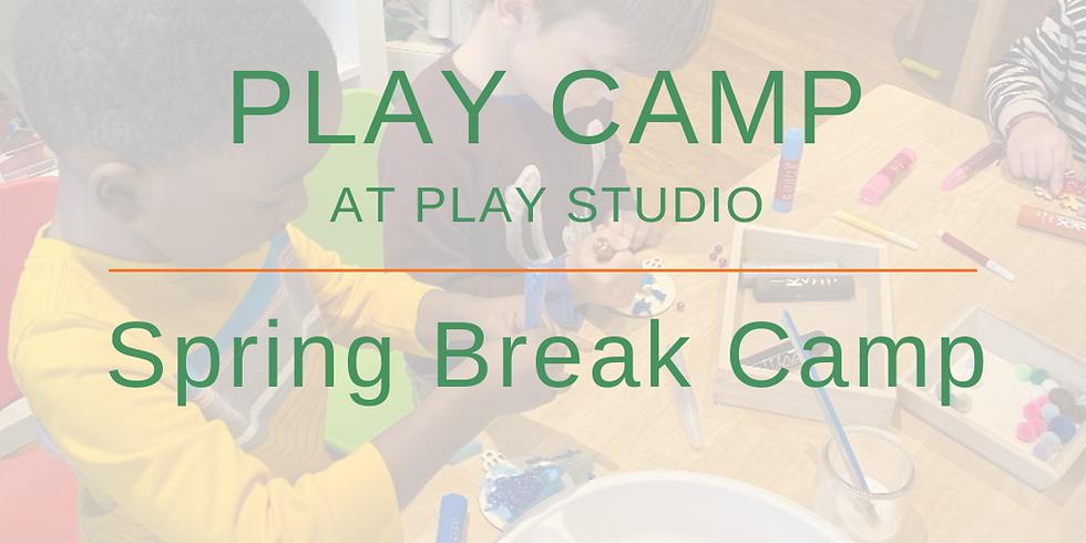 Spring Break Play Camp (TMA Family)