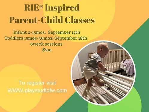 Child/Parent Class - 6 Weeks