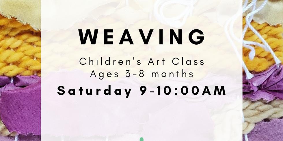 Children's Art - Weaving