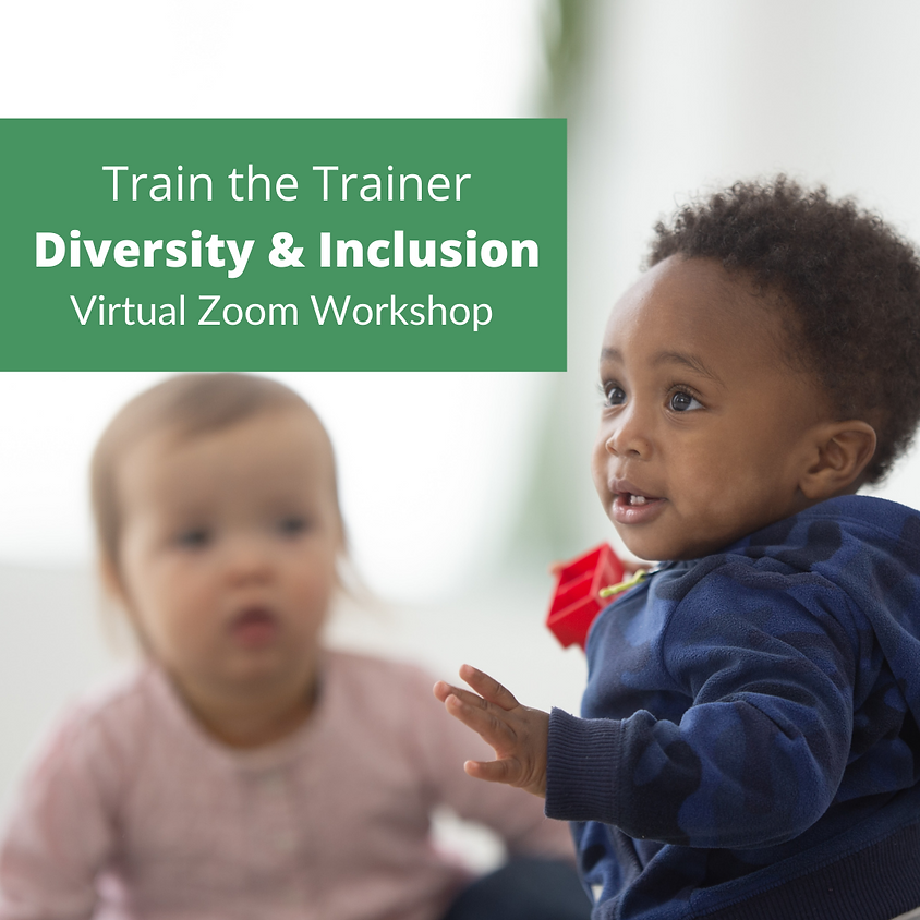 Train the Trainer - Diversity and Inclusion