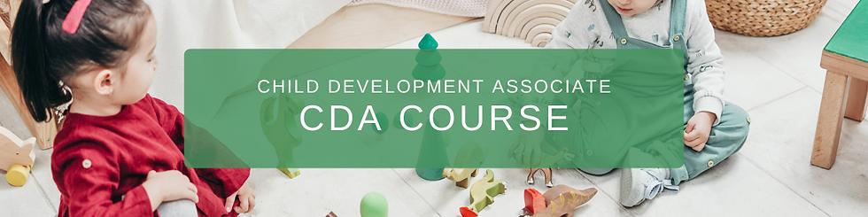 CDA Course