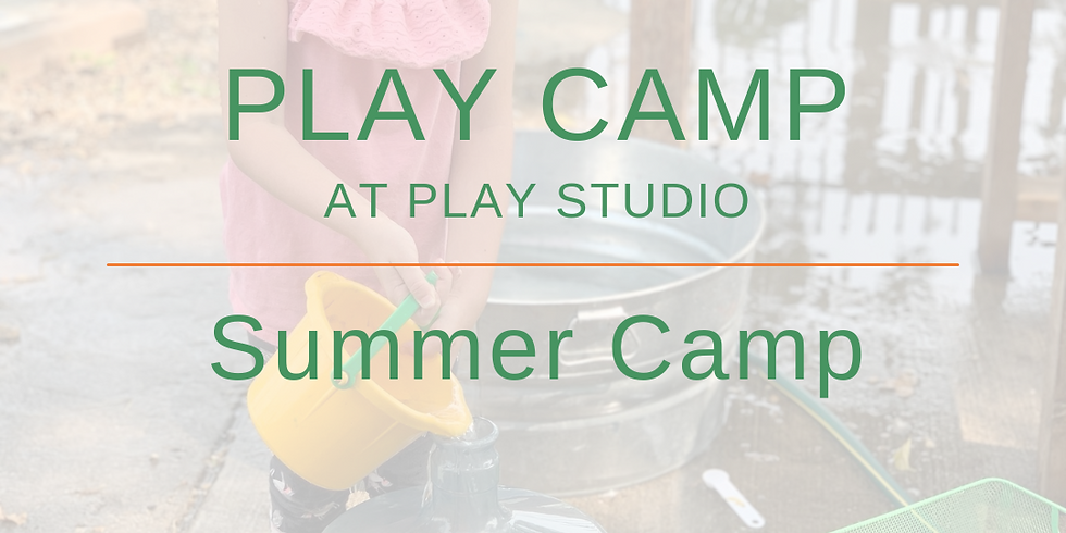 Summer Play Camp