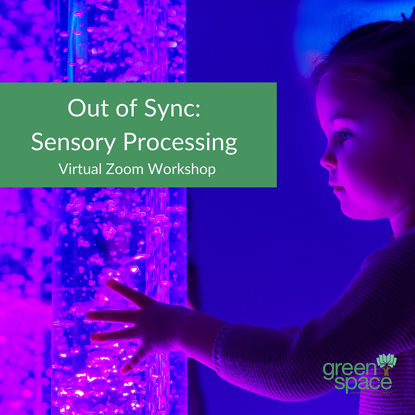 Out of Sync: Sensory Processing (1.5 Hours)