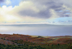 Skies Over Kalohi Channel