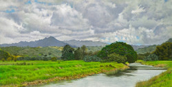 Afternoon in Hanalei Valley