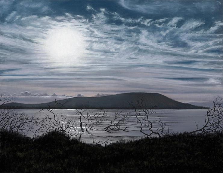 Sunrise Over Maunalua Bay