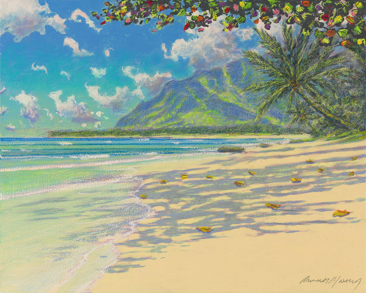 Punaluʻu Palm