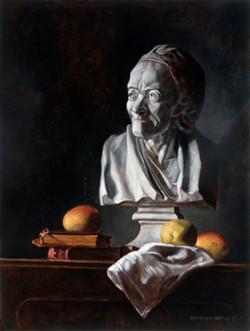 Voltaire with Mangoes